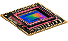 CMOS HD-TV Imagesensor, LCC84-packaging